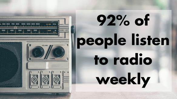 Radio listenership