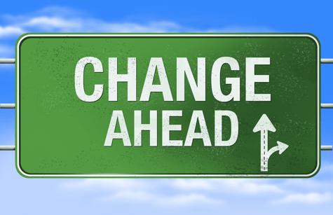'Change_Ahead' sign