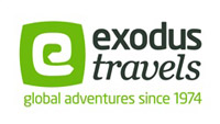 Direct Response Media agency client Exodus Travels logo