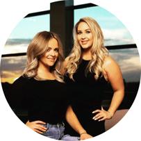 Sonia Majkic and Tamara Alveras Women-run Agencies
