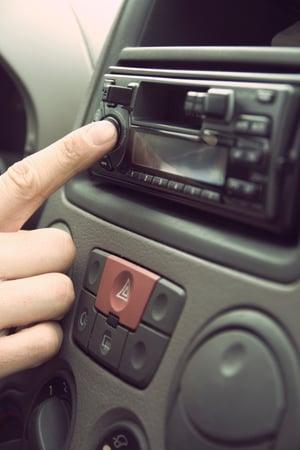 a_car_radio