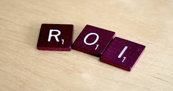 'R' 'O' 'I' Scrabble pieces
